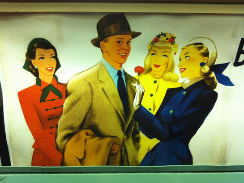 NYC Subway Museum Historic Ads - Sept 2011 - 8