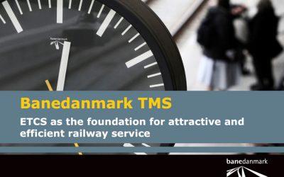 Banedanmark TMS Presentation at TRB