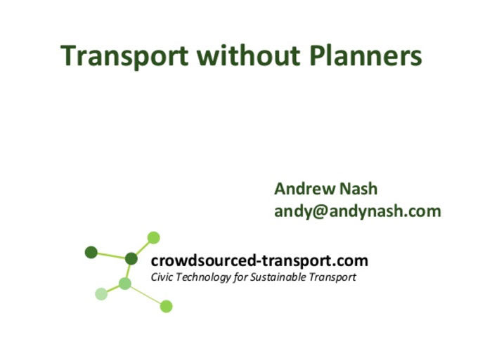 transport-without-planners